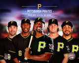 Pittsburgh Pirates 2014 Team Composite