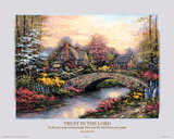 Trust in the Lord (Proverbs 3.5-6)
