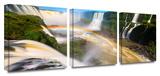 Iguassu Falls 3-Piece Canvas Set
