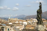Buy View of the City of Palermo, Sicily, Italy, Europe at AllPosters.com