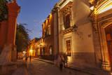Cuna De Allende, a Street in Central San Miguel De Allende