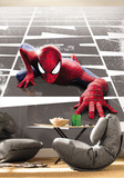 The Amazing Spider-Man 2 - Wall Crawl Prepasted Mural