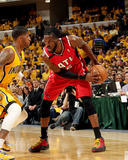 2014 NBA Playoffs Game 7: May 3, Atlanta Hawks vs Indiana Pacers - DeMarre Carroll Photographic Print