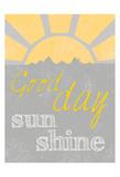 Sunshine Good Day