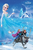 Frozen Mural Giant Poster