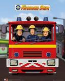 Fireman Sam - Jupiter Mini Poster