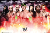 WWE - Collage