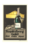 Kupferberg Champagne Ad