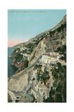 Buy Amalfi Coast, Capuchin Hotel at AllPosters.com