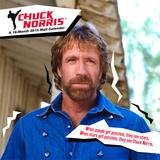 Chuck Norris - 2015 Premium Calendar