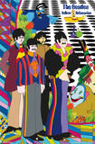 The Beatles - Cast and Crew Poster