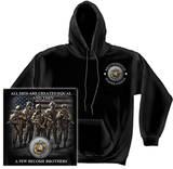 Hoodie: USMC - Brotherhood