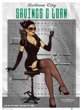 DC Bombshells Catwoman