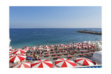 Buy Italian Beach Life, Amalfi Coast at AllPosters.com