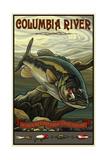 Buy Columbia River Oregon Bass Fishing Pal 833 at AllPosters.com