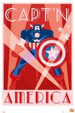 Marvel Retro - Captain America