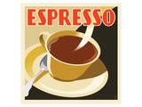 Buy Deco Espresso I at AllPosters.com