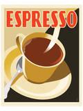 Buy Deco Espresso II at AllPosters.com