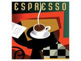 Buy Cubist Espresso I at AllPosters.com