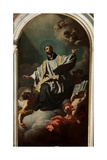Saint Cajetan in Glory, 1725