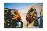 Libya, Sahara, Tubu Women