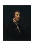 Portrait of Edmund Burke, C.1769