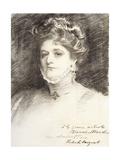 Portrait of Blanche Marchesi, 1910