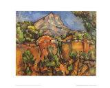 Buy Mont Sainte Victoire at AllPosters.com