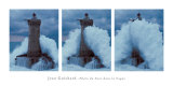 Phare du Four Dans la Vague Art Print