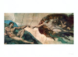 Buy Creation of Adam at AllPosters.com