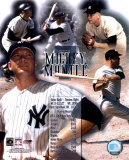 Mickey Mantle - Legends Of The Game Composite - &copy;Photofile