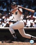 Thurman Munson - batting - ©Photofile