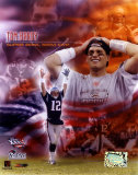 Tom Brady SB XXXVI MVP Portrait Plus