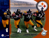 Jerome Bettis Multiple Exposure