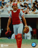 Johnny Bench - Catchers Gear - ©Photofile