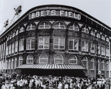 Ebbets Field - Outside #2 - ©Photofile