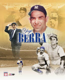 Yogi Berra Legends Composite - ©Photofile