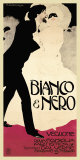 Bianco and Nero Art Print