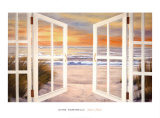 Buy Sunset Beach at AllPosters.com