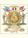 Great Seal Confederacy