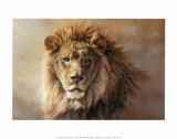 His Majesty Art Print