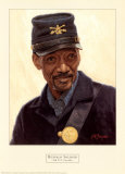 Buffalo Soldier, 9th U.S. Cavalry Art Print