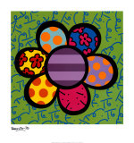 Flower Power IV Art Print