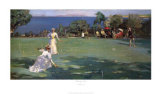 The Croquet Match