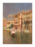 Buy The Grand Canal, Venice at AllPosters.com
