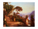 Buy Lodge on Lake Como at AllPosters.com
