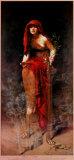 Priestess of Delphi Art Print