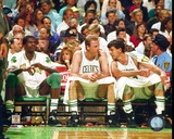 Robert Parish, Larry Bird, & Kevin McHale