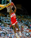 Dominique Wilkins - Dunking Action