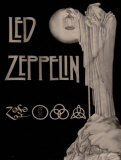 Led Zeppelin - Stairway to Heaven Fabric Poster